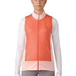 Adidas Technical Lightweight Wind Vest - Haze Coral