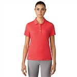 Adidas Rangewear Short Sleeve Polo - Core Pink