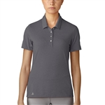 Adidas Essentials Trace Grey Cotton Hand Polo