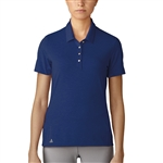 Adidas Essentials Mystery Ink Cotton Hand Polo