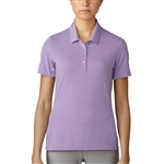 Adidas Essentials Purple Glow Cotton Hand Polo