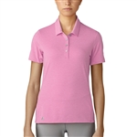 Adidas Essentials Pink Glow Cotton Hand Polo