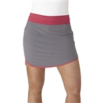 "Adidas Rangewear 16"" Fashion Trace Grey Golf Skort"