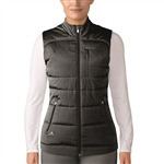 Adidas Climaheat Black Puffer Vest