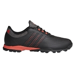Adidas W Adipure Sport Shoe - Black/Coral