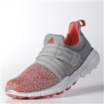 Adidas Women's Climacool Knit Golf Shoe - Onix / Easy Coral