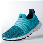 Adidas Women's Climacool Knit Golf Shoe - Energy Blue / Night Sky