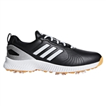 Adidas Response Bounce Shoe - Black/Real Gold