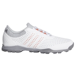 Adidas Adipure Sport Golf Shoe - Light Grey/Easy Coral