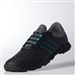 Adidas Adipure Sport Golf Shoe - Core Black/Energy Blue