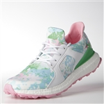 Adidas Climacross Boost Lime/Pink Glow Golf Shoe