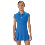 Adidas Girls Rangewear Blue Golf Dress