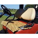 GolfChicBags Giraffe Seat Cover