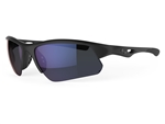 Sundog Stack TrueBlue™ Lens Sunglasses - Matte Black