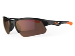 Sundog Stack TrueBlue™ Lens Sunglasses -Brown/Orange