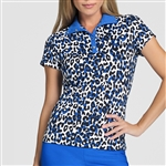 Tail Ophilia Convertible Collar Top - Spot On
