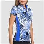Tail Brooks Brushed Jersey Mock - Interlace