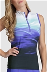 Tail Fannie Sleeveless Top - Float