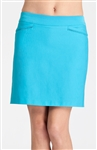 Tail Kiandra Golf Skort - Topaz
