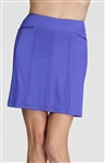 "Tail Jillian 18"" Indigo Golf Skort"