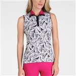 Tail Ginger Palm City Sleeveless Top