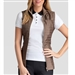 Tail Lee Toffee Quilted Vest