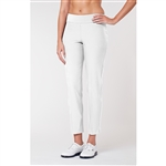 "Tail Mulligan 28"" White Ankle Golf Pant"