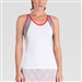 Tail Judy White/Paprika Tennis Tank)