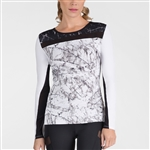 Tail Rosalee Long Sleeve Top - Fissure