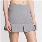Tail Doral Frosted Heather Tennis Skort