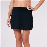 Tail Optima A-Line Black Tennis Skort
