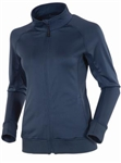 AUR Women's Thermal Full Zip Jacket Nightfall