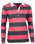 Abacus Golf Women's Long Sleeve Whiting Rugger