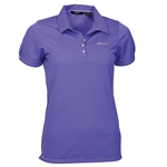Abacus Golf Women's Belle Polo Blue Iris