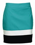 Abacus Golf Women's Elm Golf Skort Emerald