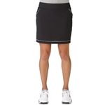 Adidas Tour Venting Golf Skort - Black