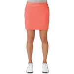 Adidas Essentials Rangewear Golf Skort Sunset Coral