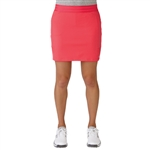 Adidas Essentials Rangewear Golf Skort Shock Red