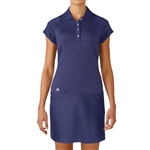 Adidas Golf Adistar Rangewear Golf Dress - Deep Blue