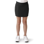 Adidas Girls adiStar Rangewear Golf Skort - Black