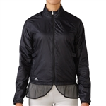 Adidas Golf Advance Ladies Wind Jacket - Black