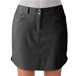 Adidas Essentials 3-Stripe Golf Skort Black