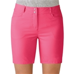Adidas Essential Lightweight Golf Short - Raspberry Rose