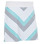 AUR Women's Glennifer Knit Golf Skort