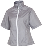 Sunice Stormpack Short Sleeve Windshirt Forged Grey