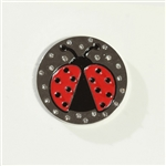 Abigale Lynn Lady Bug Marker with Hat Clip
