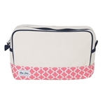 Ame & Lulu Natural Beauty Cosmetic Bag - Clover
