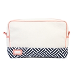 Ame & Lulu Large Cosmetic Bag - Nantasket
