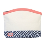 Ame & Lulu Cosmetic Bag - Nantasket Natural
