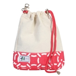 A&L Golf Ditty Bag - Cabana Natural
